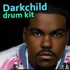 Thumbnail DARKCHILD drum kit wav samples MPC LIBRARY KIT *download*