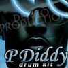 Thumbnail P DIDDY drum kit WAV samples MPC LIBRARY *download*