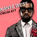Thumbnail KANYE WEST samples LIBRARY wav MPC drum kit *download*