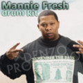 Thumbnail MANNIE FRESH samples LIBRARY wav MPC drum kit *download*