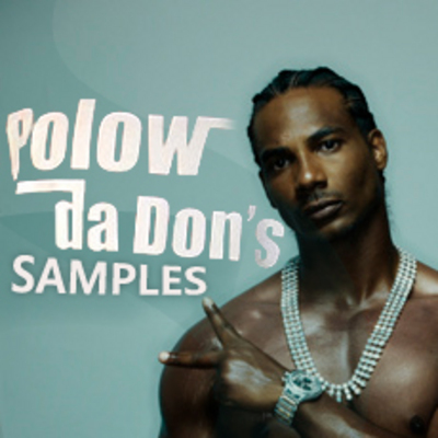 Pay for POLOW DA DON Samples Hip Hop Drum Sound Loops Beats  *DL*