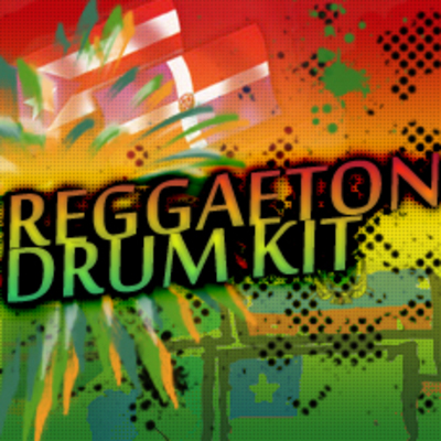 REGGAETON DRUM KIT WAV samples LIBRARY MPC *download*