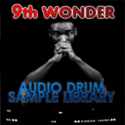 9TH WONDER drum samples WAV LIBRARY KIT *download*