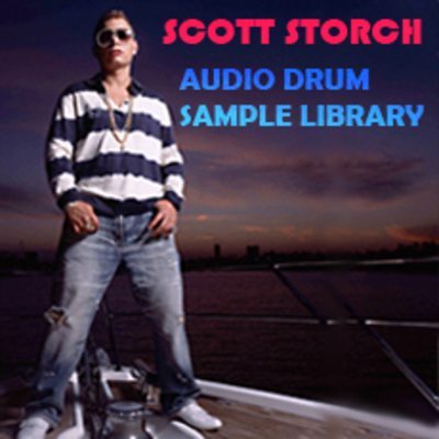 Pay for SCOTT STORCH drum LIBRARY wav samples KIT MPC sounds *download*