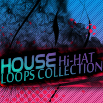 Pay for HOUSE Hi-HAT LOOPS samples LIBRARY wav MPC drums *download*