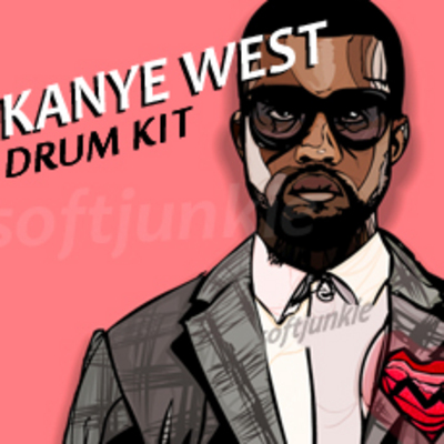 Pay for KANYE WEST samples LIBRARY wav MPC drum kit *download*