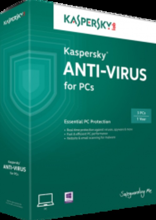 Pay for Kaspersky Anti Virus 2013 2PCs 1Year download