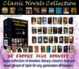 Thumbnail 30 Classic Novels E-books with Bonus