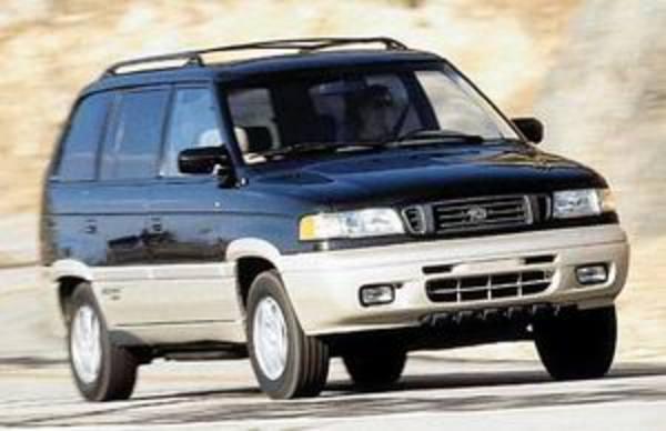 Free Mazda MPV 1996 Workshop Manual Download thumbnail