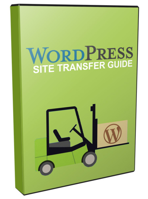 Pay for WordPress Site Transfer Guide - Video Course with PLR