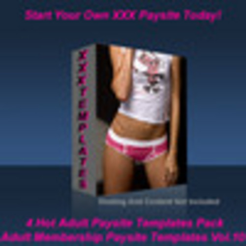 Pay for Adult Image Host   Adult Template + PLR
