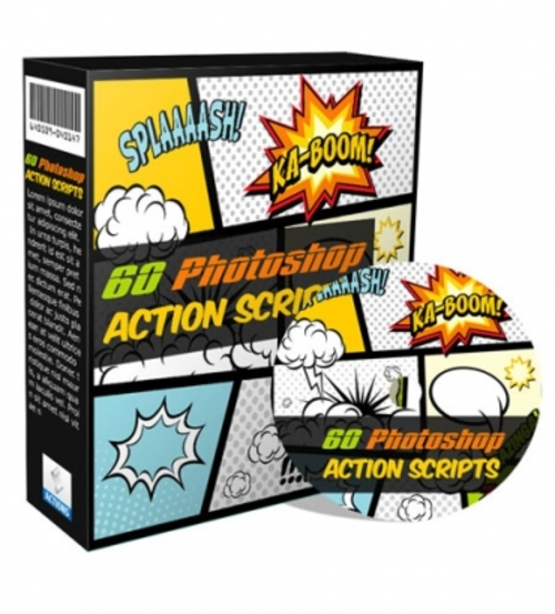 Pay for 70+ Photoshop Action Scripts
