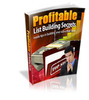 Thumbnail Profitable List Building Secrets