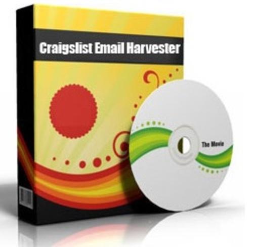 Craigslist Email Harvester Pro