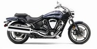 Thumbnail 2001-2007 YAMAHA ROADSTAR WARRIOR SERVICE/REPAIR MANUAL