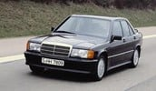 Thumbnail 1984-1988 Mercedes 190E Super Workshop Manual