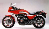Thumbnail Kawasaki GPZ1100 Master parts manual
