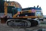 Thumbnail Caterpillar 345B excavator electrical system
