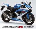 Thumbnail 2008-2009 Suzuki GSX-R 750 Master Repair Service Manual