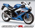 Thumbnail 2008-2010 Suzuki GSX-R 600 Master Repair Service Manual
