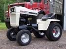 Thumbnail Bolens gear drive tractors master parts manuals