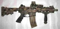 Thumbnail AR 15/ M16 conversion manuals