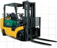 Thumbnail Komatsu CX 20 Forklift Master Parts manual