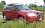 Thumbnail 1998-2006 Subaru Forester Master Service & Parts Manual