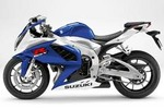 Thumbnail 2009-2012 Suzuki GSX-R 1000 Motorcycle Service/Repair Manual