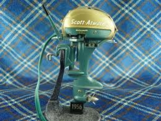 Pay for Scott-Atwater Outboards Parts & Service Manual