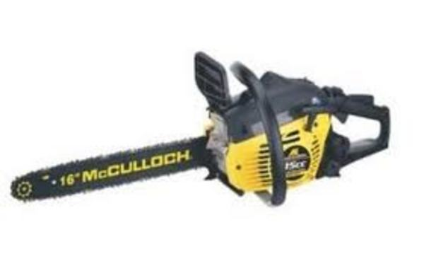 Pay for Mccullough Chainsaw Workshop Manual