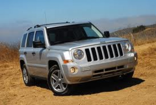 jeep patriot 2007 2009 parts manual download manuals. Black Bedroom Furniture Sets. Home Design Ideas