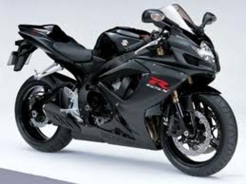 2011-2012 Suzuki GSX-R 600 Motorcycle Service/Repair Manual