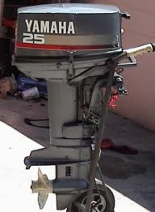 2005 2012 yamaha outboards pid 25hp service manual for Yamaha outboard service