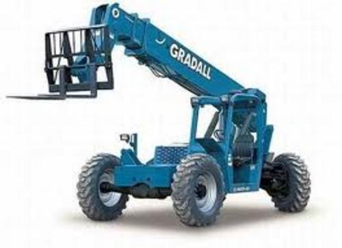 Pay for GRADALL 544D FORKLIFT TELEHANDLER PARTS MANUAL
