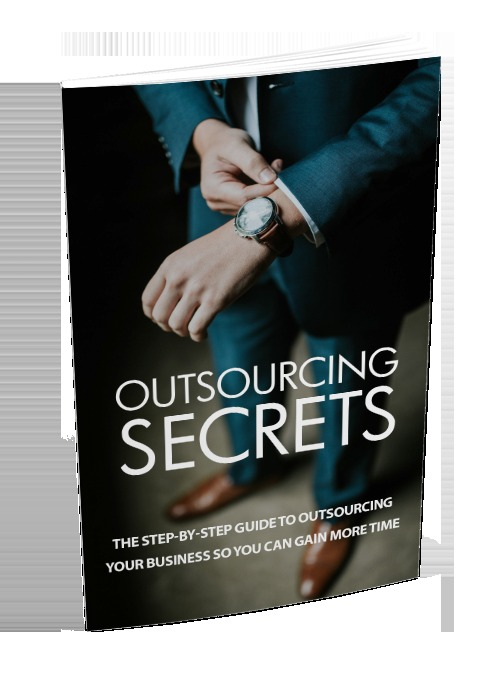 Pay for Outsource Secrets