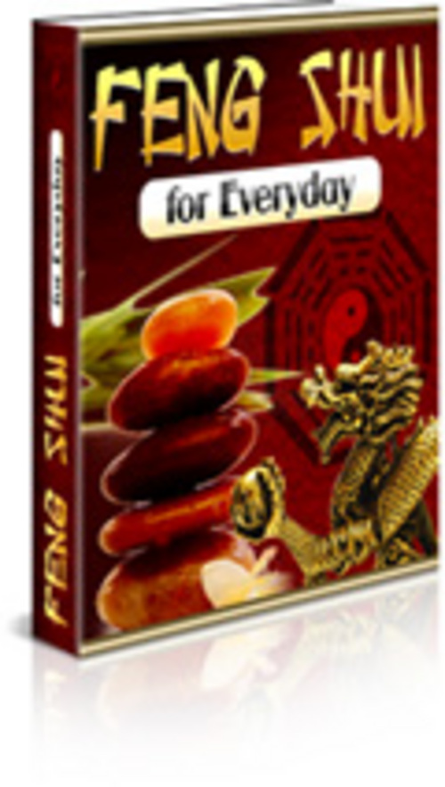 Pay for Feng Shui for Everyday