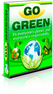 Pay for Going Green