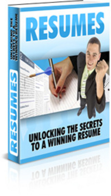 Pay for Resume Secrets