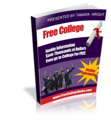Pay for Free College Money Resource
