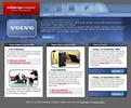 Thumbnail New Web template Volovo