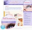 Thumbnail New Beauty, health parlours and saloons web template