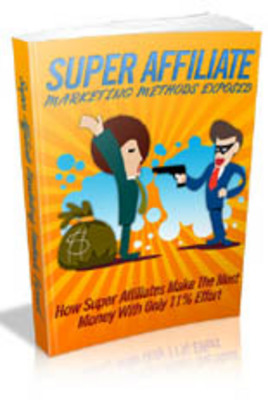 Pay for *** New*** Super Affiliate Methods