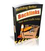 Thumbnail Building Better Backlinks