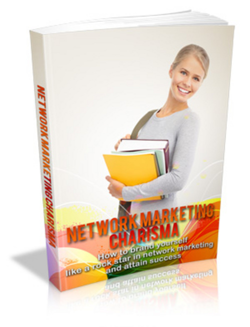 Pay for Network Marketing Charisma