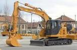 Thumbnail Case CX75SR/CX80/CX135SR Tier 3 Crawler Excavators  operation service Manual