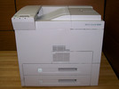 Thumbnail HP LaserJet 8150/8100 Series Service manual