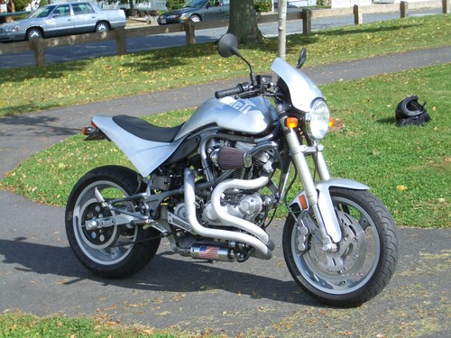 1996 Buell S1 Lightning Car View Specs
