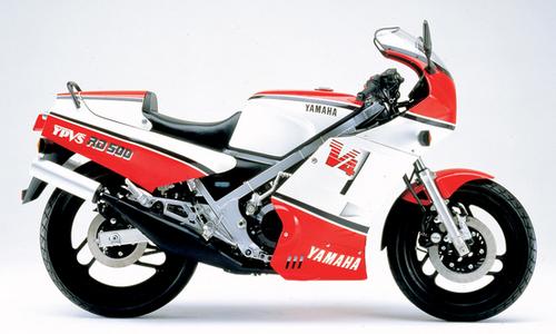 Yamaha Rd  Lc Workshop Manual