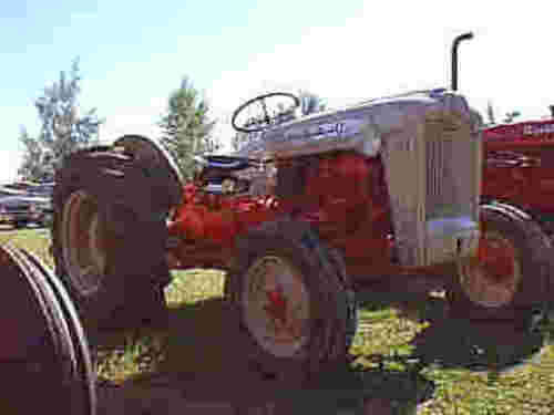 Ford Tractor 800 Series Specifications : Ford tractor shop supplement power steering